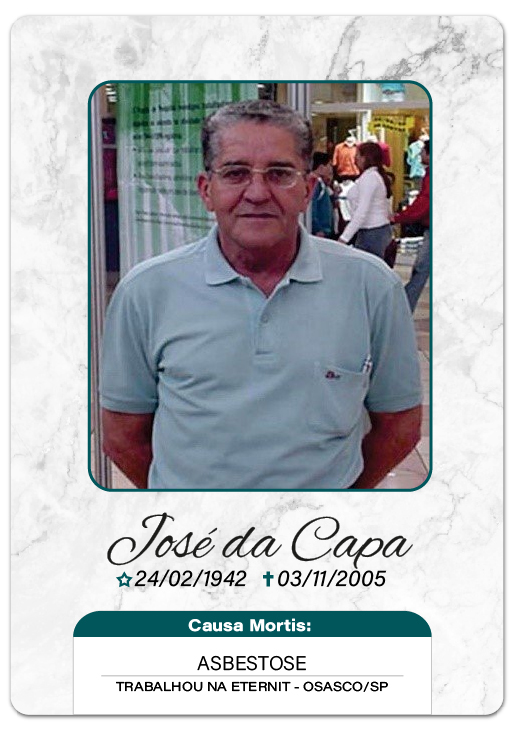 memorial ABREA jose da capa